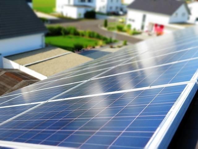 energie solara-energie electrica